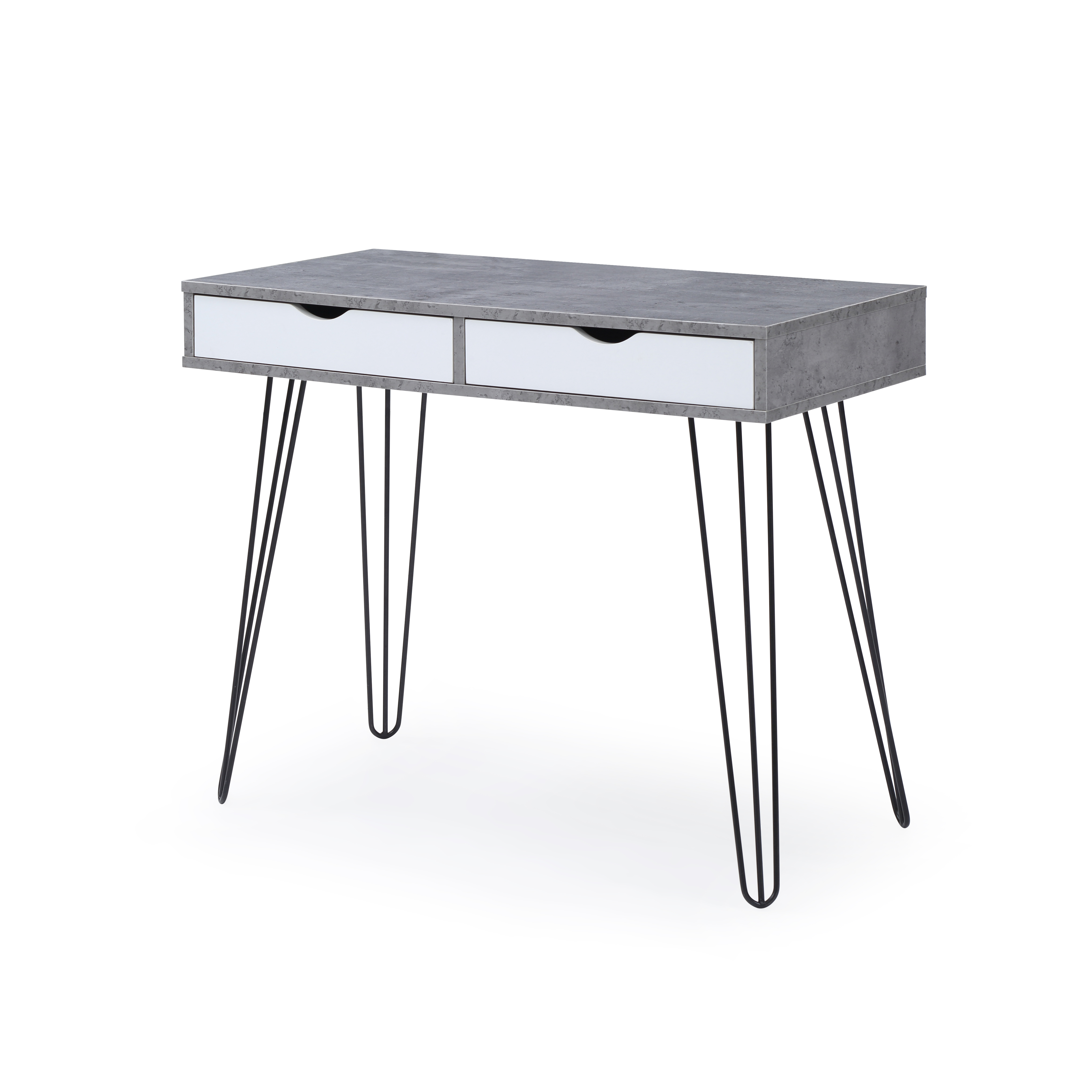 Contemporary Laurel Home Office Desk ...